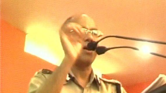 हरियाणा के डीजीपी बोले: नागरिकों के पास भी है जान लेने का हक
