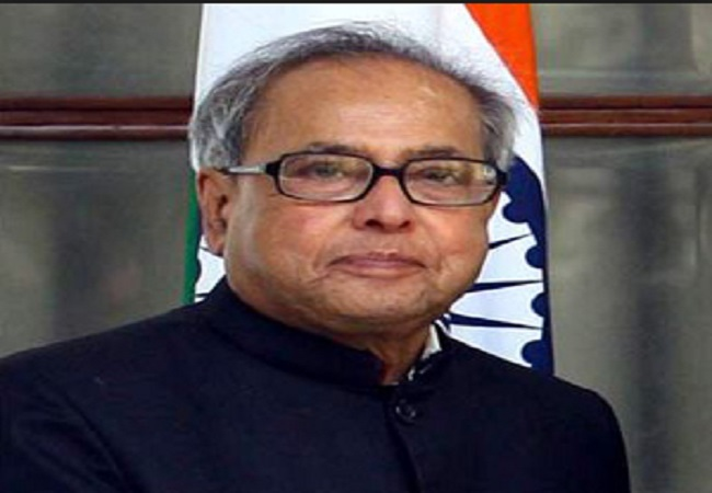Pranab राष्ट्रपति ने भारतीय ओलम्पिक दल को दी शुभकामनाएं