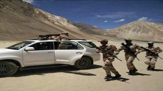 फिर भारतीय सीमा में घुसे चीनी सैनिक, चॉकलेट के पैकटों से सुलझा मामला
