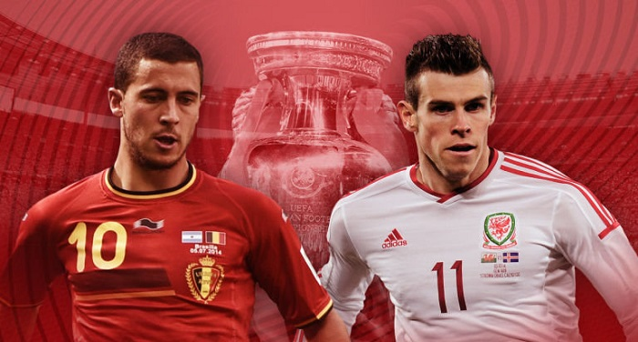 Euro 2016 Wales take on Belgium in the quarter-finals