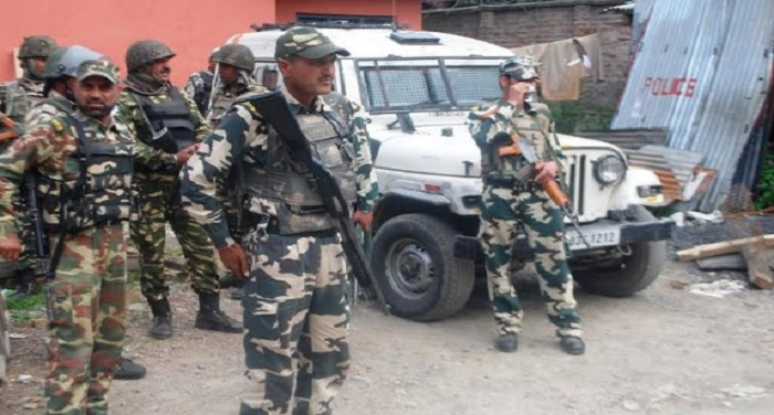 Jammu Kashmir कश्मीर में घुसपैठ की कोशिश नाकाम, आतंकी ढेर