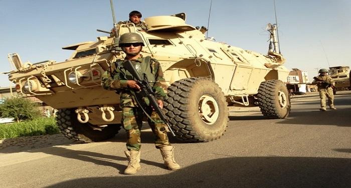 Afghanistan अफगानिस्तान: सैन्य अभियान में 53 आतंकवादी मार गिराए गए
