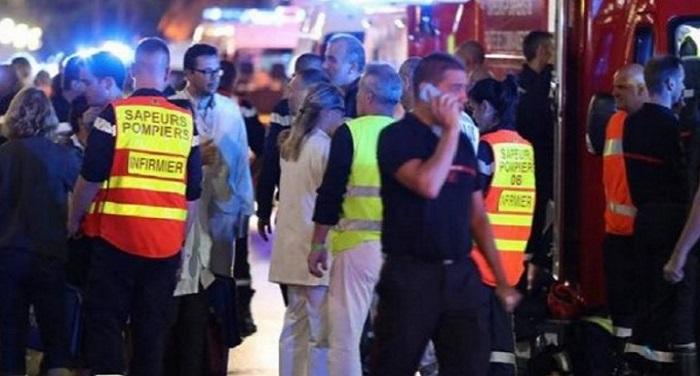 France Attack फ्रांस के नीस में आतंकवादी हमला, 80 लोगों की मौत (वीडियो)