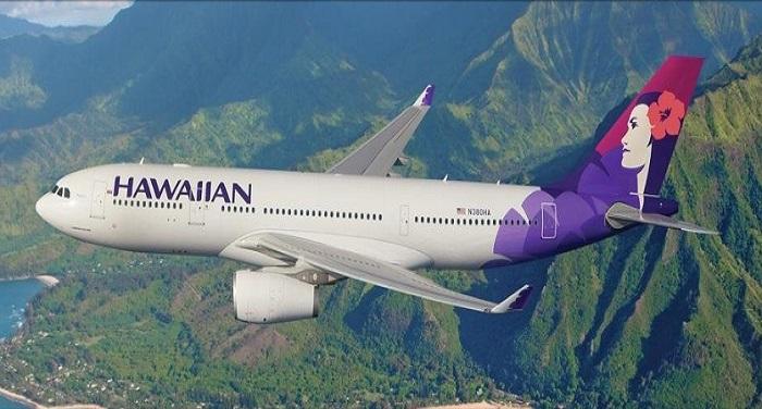 Hawai हवाई एयरलाइन्स के विमान की टोक्यो में आपातकालीन लैंडिंग