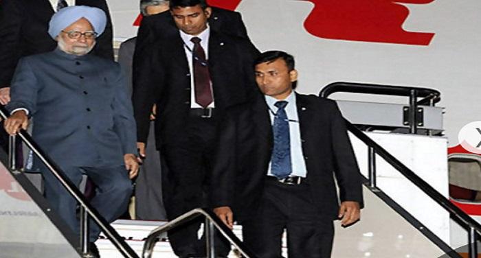 Manmohan Singh 1 ...2007 में क्रैश हो सकता था मनमोहन सिंह का विमान