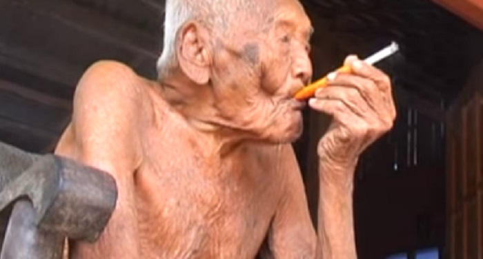 145 years old man