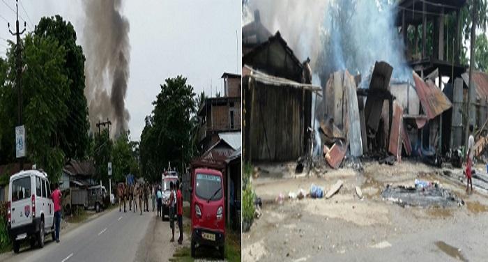 Assam असम के कोकराझार में आतंकी हमला, 14 लोगों की मौत