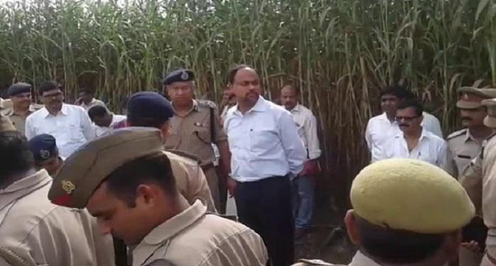 BUlandshar अखिलेश की सख्ती के बाद हरकत में यूपी पुलिस, बुलंदशहर गैंगरेप का मुख्य आरोपी गिरफ्तार