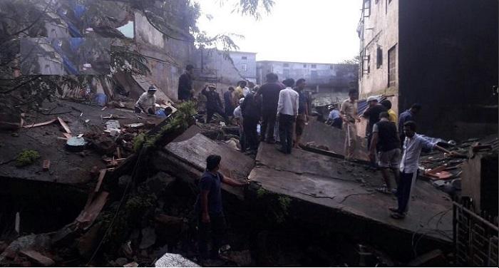 Bhivandi महाराष्ट्र के भिवंडी में फिर ढही बिल्डिंग, 8 लोगों के मौत की खबर