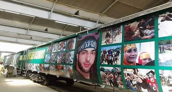 Burhan आतंकी बुरहान को पाकिस्तान ने फिर बनाया हीरो