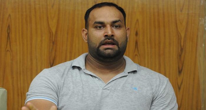 Indrajeet01 डोपिंग में फंसे एथलीट इंदरजीत ने प्रधानमंत्री से मांगी मदद