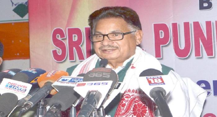 P L Puniya दलितों, महिलाओं के खिलाफ हिंसा चिंताजनक : कांग्रेस