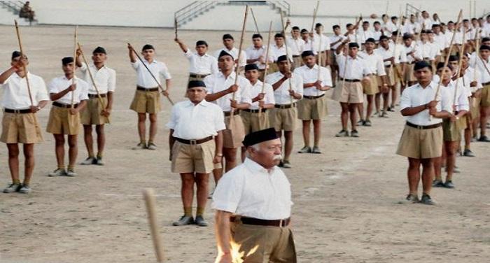 RSS मोदी के बाद आरएसएस का नकली गौ रक्षकों पर हमला