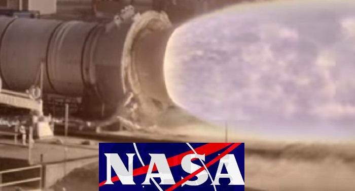 Rocket Booster 01 देखिए नासा के रॉकेट बूस्टर का परीक्षण