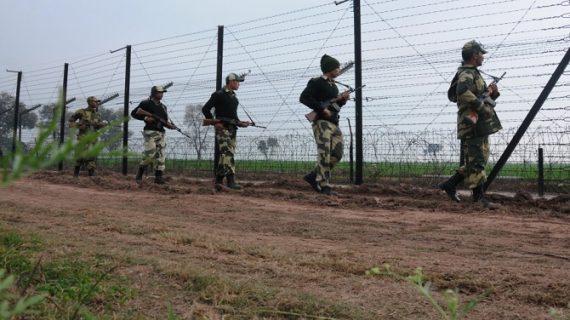 सीमापार से हुई तस्करी को कोशिश को बीएसएफ ने किया नाकाम