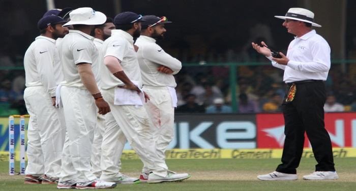 कानपुर टेस्टः बारिश से प्रभावित रहा दूसरे दिन का खेल, न्यूजीलैंड 152/1