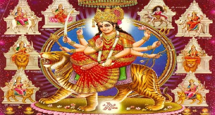 नवरात्र में कैसे पूजन कर मां को करें प्रसन्न