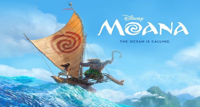 भारत में 2 दिसंबर को रिलीज होगी 'मोआना'