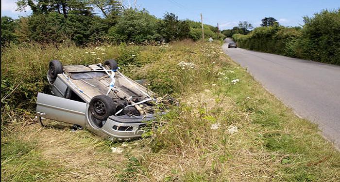 upturned-car