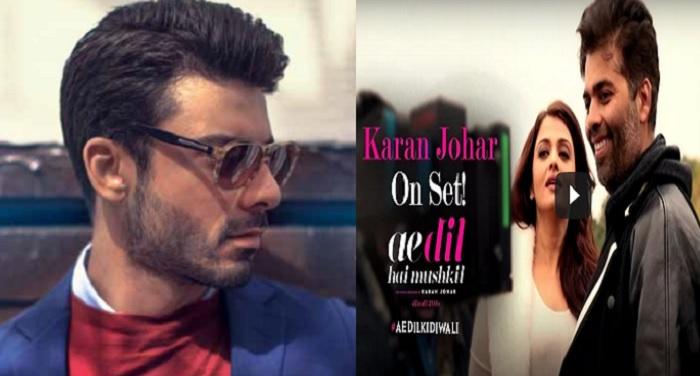 karan-johar-removed-fawad-khan-scenes-form-behind-the-scene-video