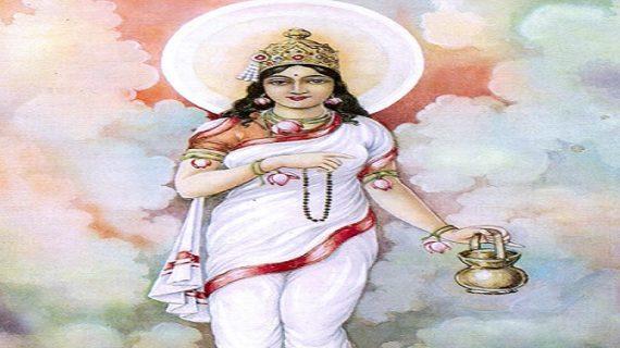 मां शक्ति का दूसरा स्वरुपः देवी ब्रह्मचारिणी