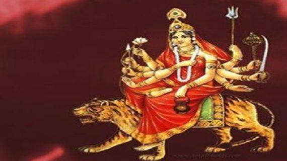 तीसरा नवरात्र: देवी चंद्रघंटा की आराधना से मिलती है वीरता और निर्भयता