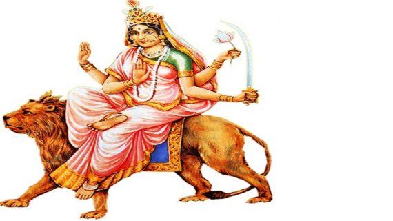 सभी प्रकार के कष्टों का नाश करती हैं देवी कात्यायनी