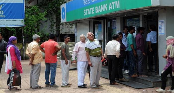 ATM 1 देशभर में 'नोटबंदी' पर हाहाकार...जानिए किसने क्या कहा ?