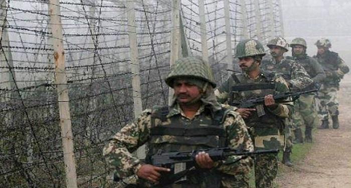 BSF destroyed 14 posts of Pakistan during ceasefire violation सेना का पाक को मुहंतोड़ जवाब, 14 चौकियों को किया तबाह