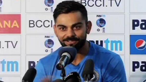 भारतीय क्रिकेट की नई खोज हैं जाधव : कोहली