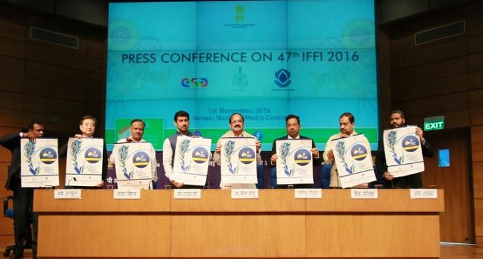 Pakistani film are banned in IFFI 2016 Senthil Rajan आईएफएफआई में नहीं दिखाई जाएगी पाकिस्तानी फिल्म : सेंथिल राजन