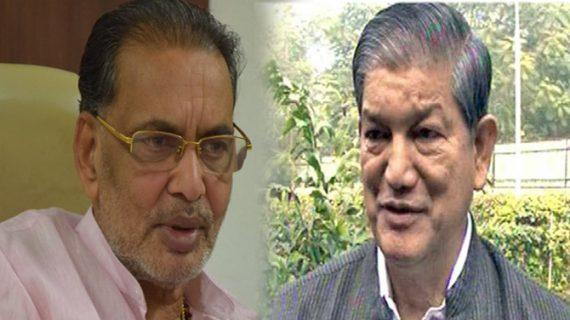 केन्द्रीय कृषि मंत्री राधामोहन सिंह पर सीएम रावत का हमला