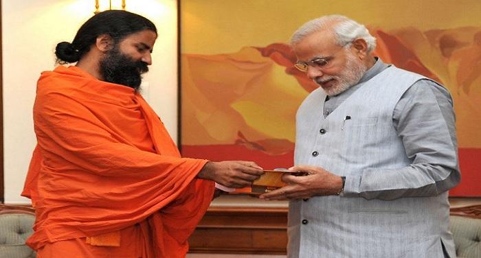 ramdev नोटबंदी के फैसले से पीएम मोदी की जान को बढ़ा खतरा : बाबा रामदेव