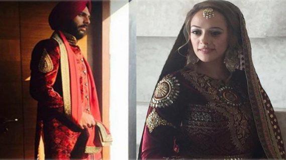 शादी के बंधन में बंधे युवराज और हेजल…तस्वीरों में देखिए उनका रॉयललुक