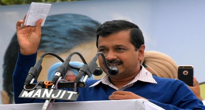 Arvind Kejriwal पंजाब में मैं नही हूं सीएम पद का उम्मीदवारः अरविंद केजरीवाल