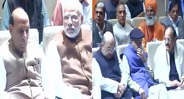 BJP2 पीएम ने कहा विपक्ष की भ्रष्टाचार से ध्यान भटकाने की कोशिश