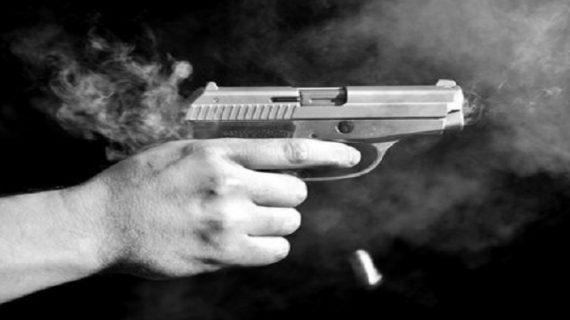 हैदराबाद में बैंक अधिकारी को गोली मारी
