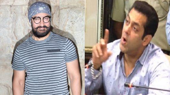 आखिर सलमान क्यों करते हैं आमिर से नफरत