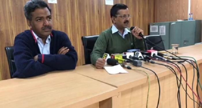 arvind kejriwal 1 पीएम की नीयत खराब, राहुल और मोदी में हुई डील : केजरीवाल