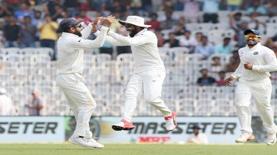 चेन्नई टेस्ट में दूसरे दिन लंच तक इंग्लैंड ने बनाए 7/352 रन