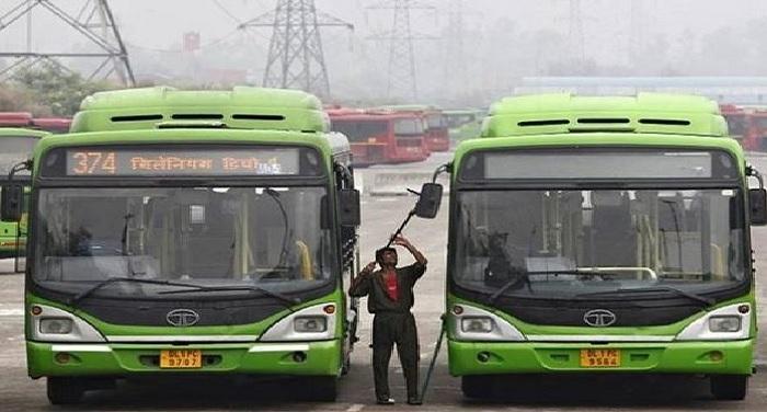 dtc buses नए साल पर मिलेगा तोहफा, डीटीसी के किराए होंगे कम