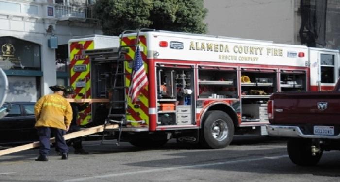 fire अमेरिका के गोदाम में भयानक आग लगने से 33 लोगों की मौत