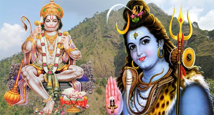 hanuman shiv 1 हनुमान जयंति पर कैसे करें बजरंग बली को प्रसन्न ? भूलकर भी ना करें ये गलतियां...