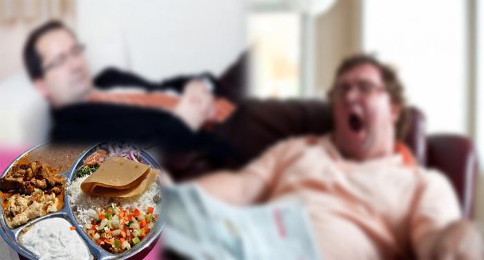 lazy luch क्या आप भी खाना खाने के बाद आॅफिस में सोते हैं, पढ़ें ये खबर