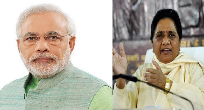 mayawati-and-pm-modi