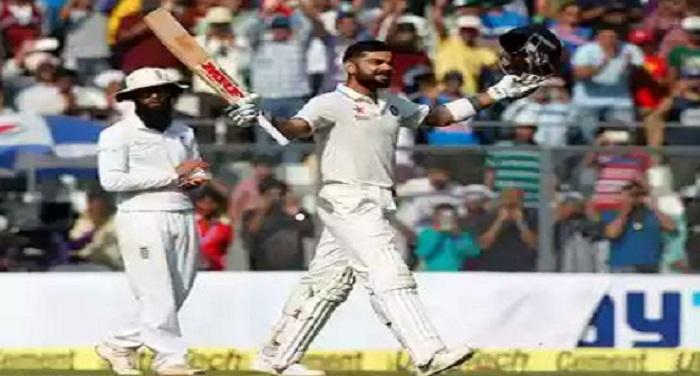 modi 6 मुंबई टेस्ट में भारत ने 631 रन बनाकर पाई 231 रनों की बढ़त