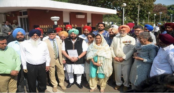 punjab congress 2 अकाली-भाजपा सरकार के कामों की समीक्षा करेगी कांग्रेस