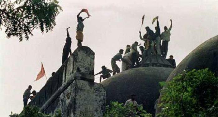 ramjanabhumi कैसे गिरा था अयोध्या का विवादित ढांचा...