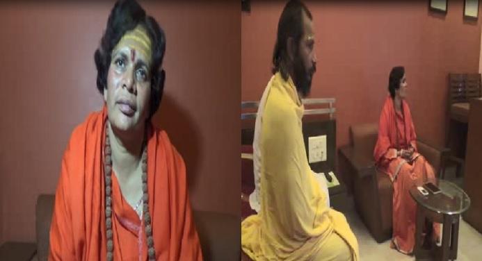 sadvi prachi बिना मुस्लिम वोट के हो रहा देश का विकास: साध्वी प्राची