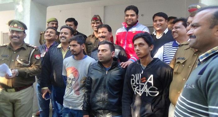 saharanpur-police-work